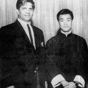 kenpo karate in south hills pa with ed and bruce lee