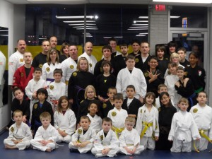 picture of the top karate school for self defense in pittsburgh pa